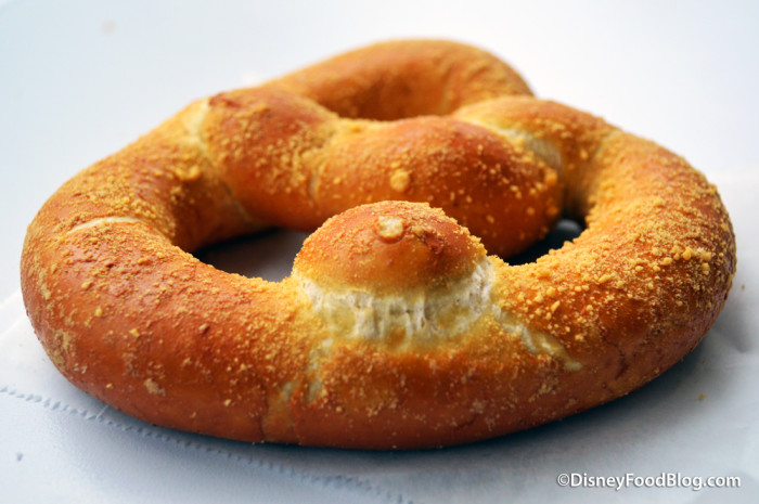 Cream Cheese Pretzel