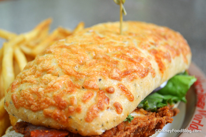 Artisanal Cheese Bread