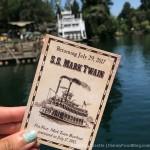 News: Disneyland Rivers of America Collectible Card TREASURE HUNT!!!