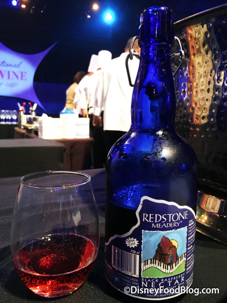 Earth-Eats_Redstone-Meadery-Black-Raspberry-Mead_2017-Tables-in-Wonderland-Food-and-Wine-Preview_17-01
