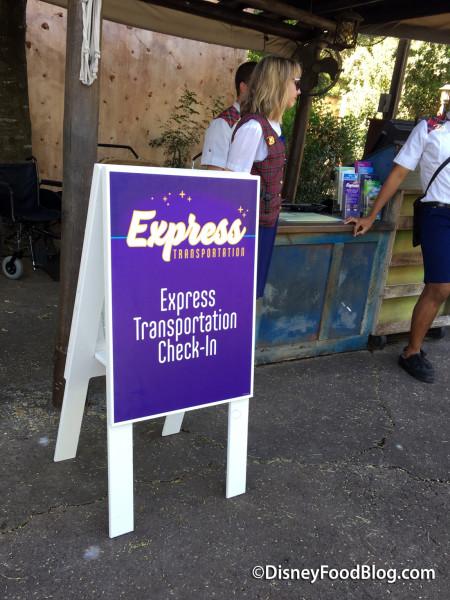 Express Transportation