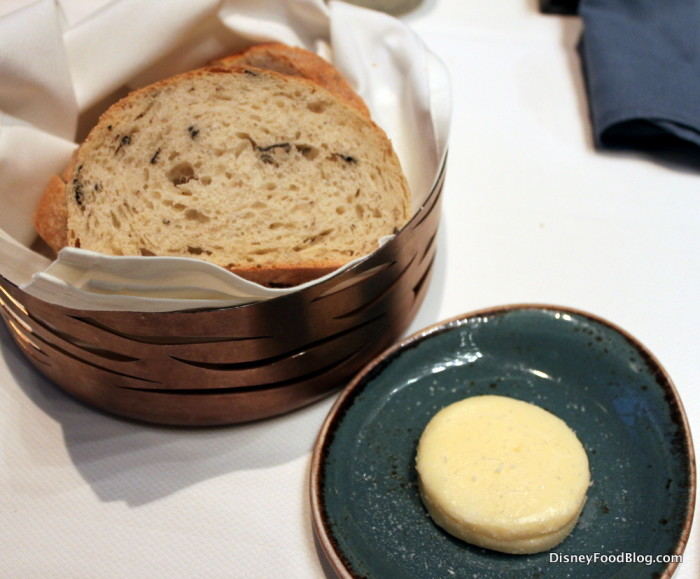 Bread Service and Butter