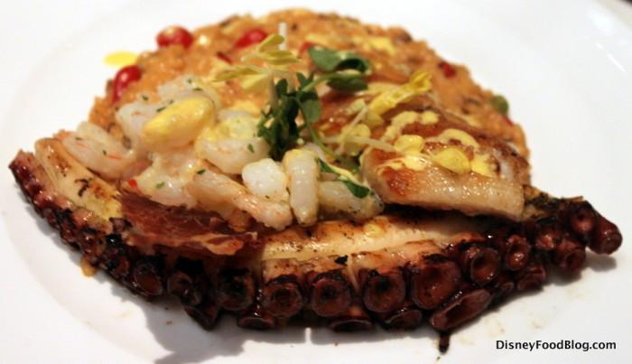 Seafood Trio -- Up Close