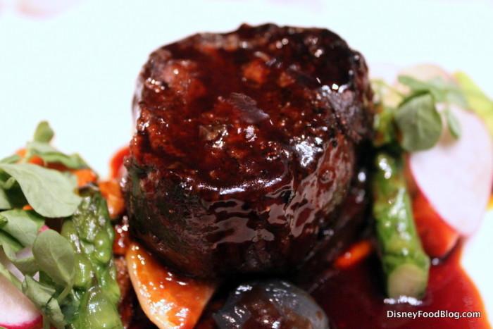 Wagyu Filet Mignon -- Up Close