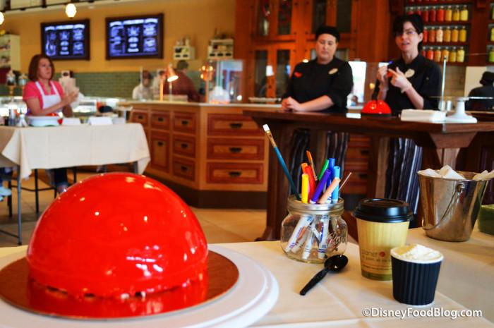 Cake Decorating at Amorette's