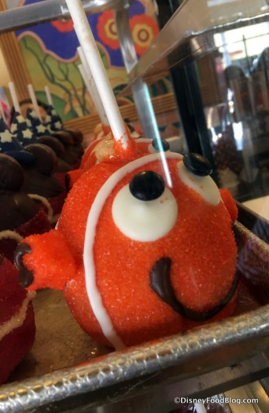 Nemo Caramel Apple