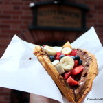 FYI: The Nutella Waffle Sandwich at Magic Kingdom Is Still Stupid Good.