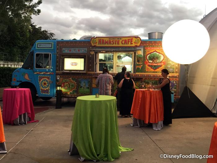 Namaste Food Truck