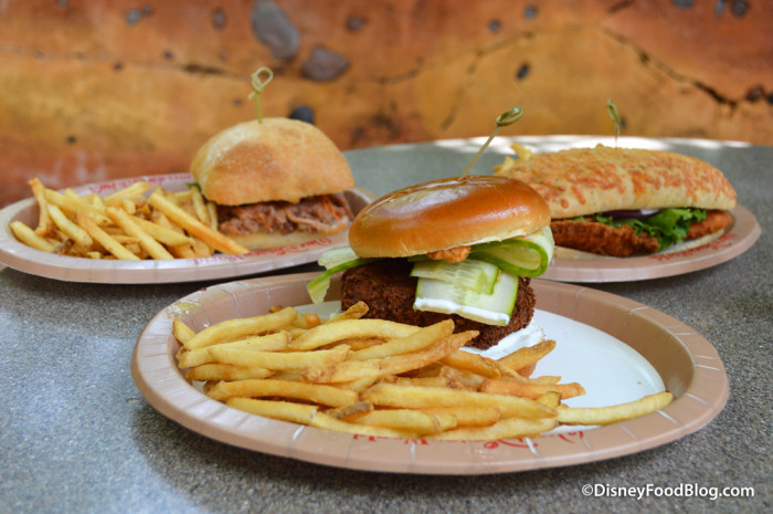 New Sandwiches at Mara