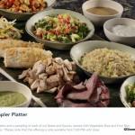 News: $75 Satu'li Sampler Platter Now Available on Satu'li Canteen Menu