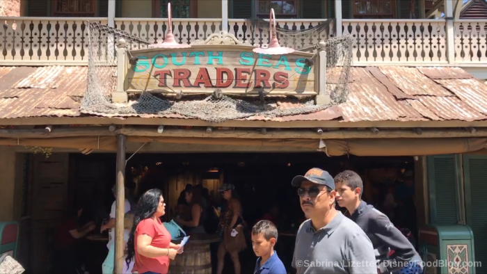 South Seas Traders Seating Conversion