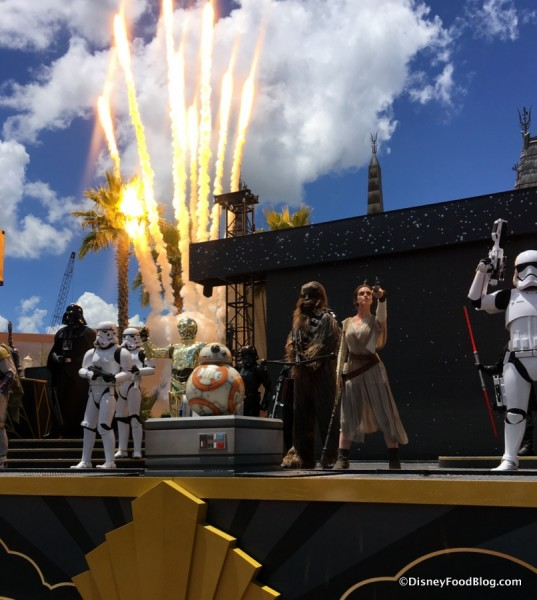 Star Wars: A Galaxy Far, Far Away stage show