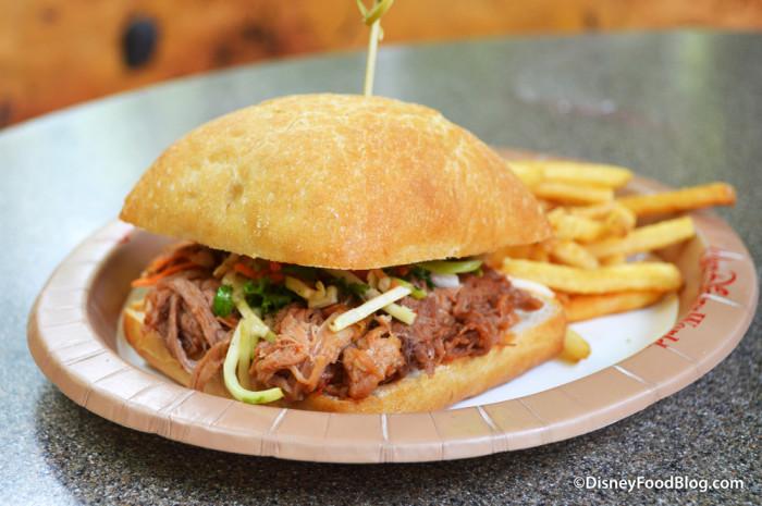 Tamarind Barbecue Pork
