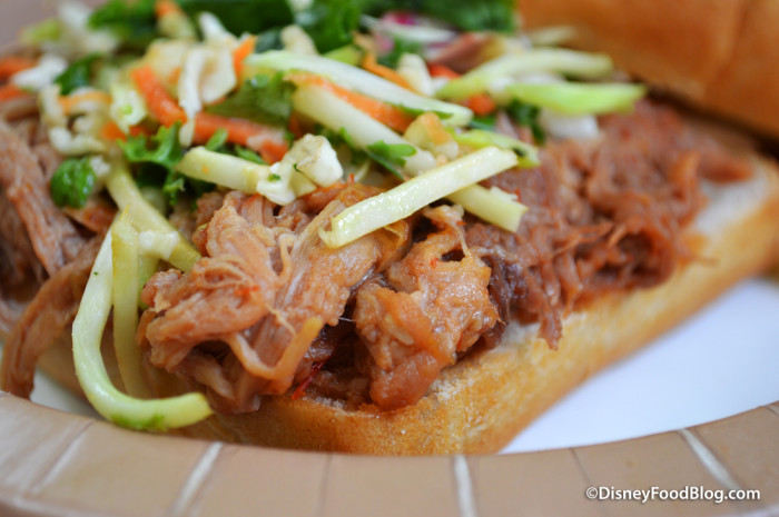 Tamarind Barbecue Pulled Pork