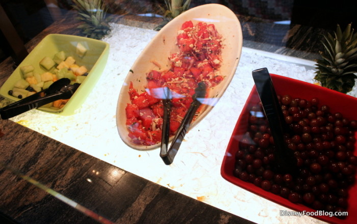 Fruits and Watermelon Salad
