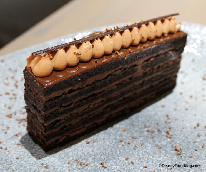 Twelve-Layer Chocolate Cake