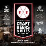 """News: """"Craft Beers and Bites Festival"""" Coming to Morimoto Asia"""