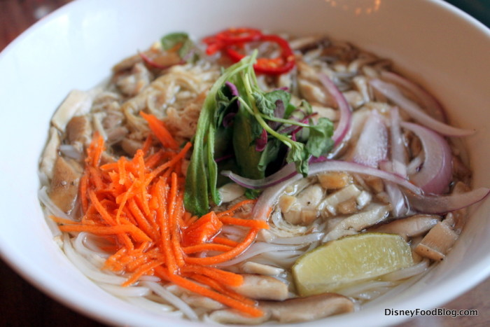 Nile Nelly's Noodle Bowl