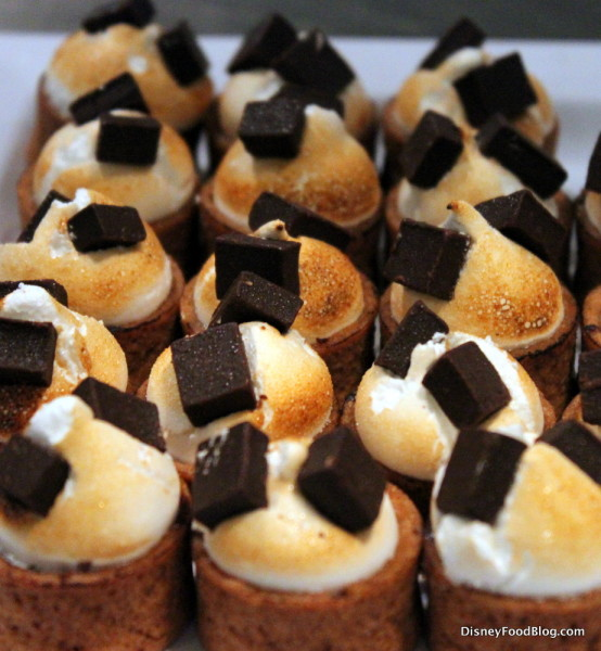 S'mores Tarts