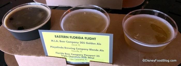 Eastern Florida Flight