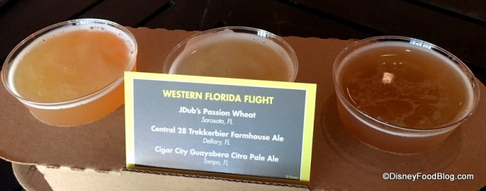 Western Florida Flight