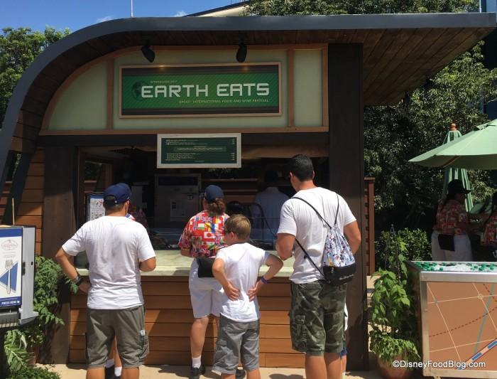 Earth Eats Booth