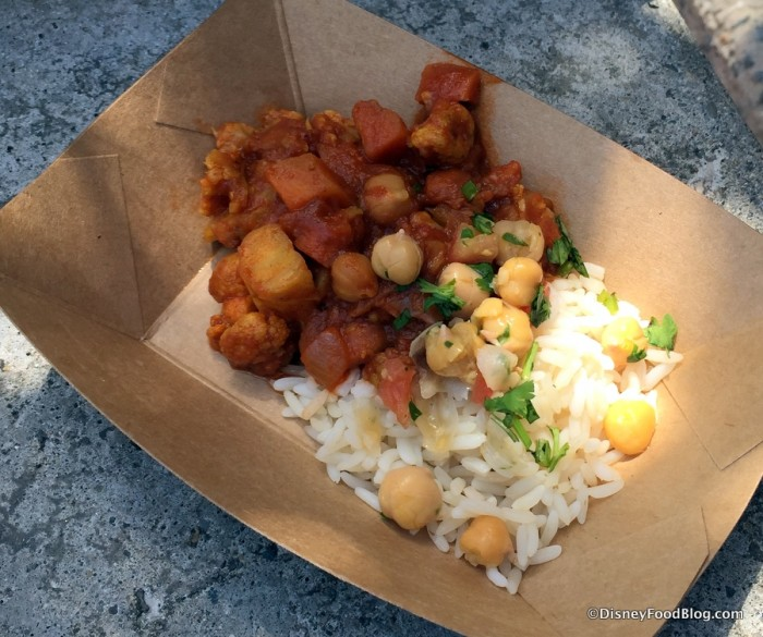 Madras Red Curry