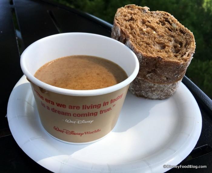Warm Irish Cheddar Cheese and Stout Dip with Irish Brown Bread