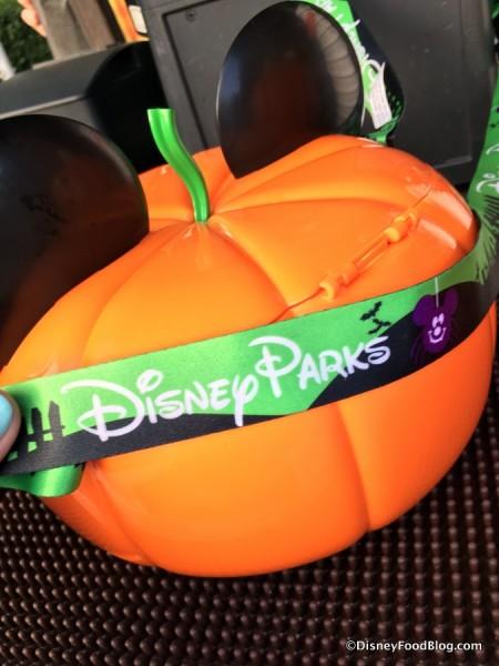 Halloween Specialty Popcorn Bucket