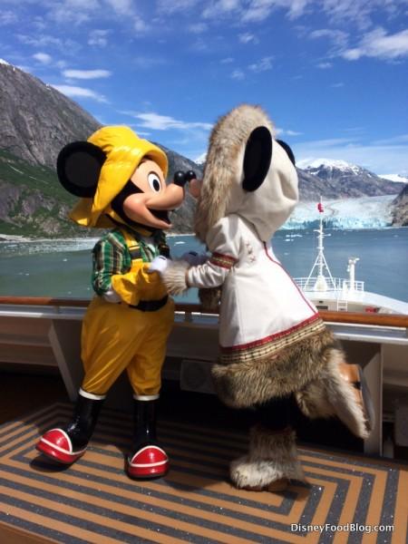 Mickey and Minnie <3 <3 <3