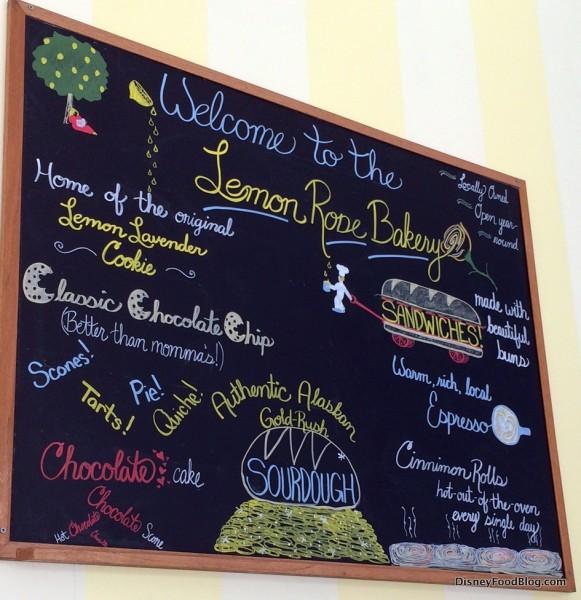 Lemon Rose Bakery