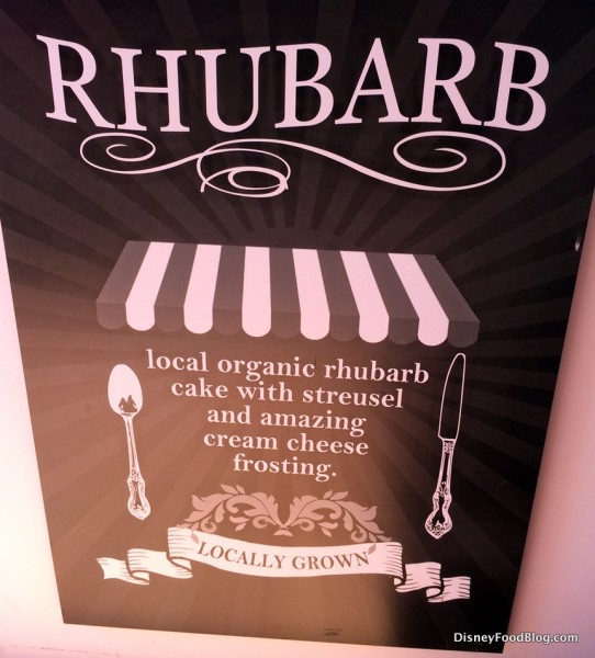 Rhubarb is Kind of a Thing in Ketchikan