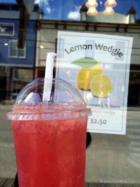 Lemon Wedgie