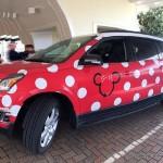 Walt Disney World's Minnie Van Service UPDATE