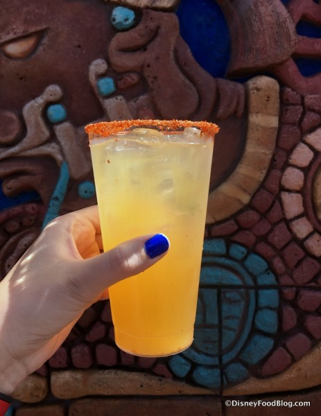 Cheers from the Mexico Pavilion!