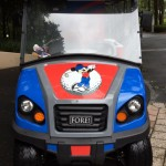 Quick Eats: Disney World Food Golf Carts!