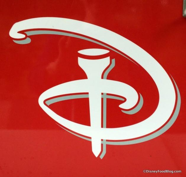 Disney Golf Logo