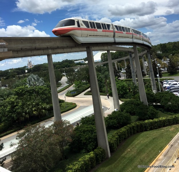 Catch that Monorail!