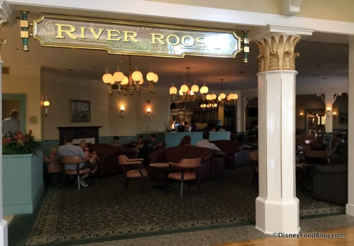 River Roost Indoor Entrance