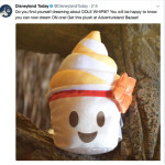 News: Dole Whip and Mickey Bar Plush Spotted in Disney Parks