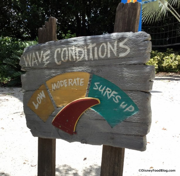 Wave Conditions