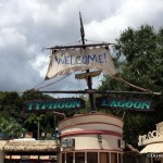 Review: Typhoon Tilly's and the Snack Shack — Including the Sand Pail Sundae — at Typhoon Lagoon