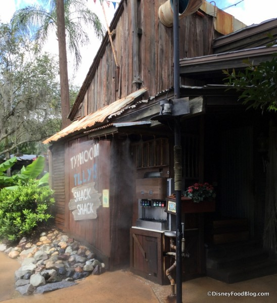 Typhoon Tilly's and Snack Shack