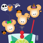 More Cute Disney Food Art! Halloween Edition
