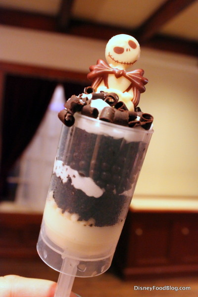 Jack Skellington Push Pop