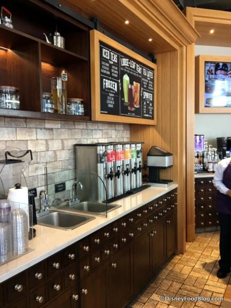 Joffrey's Tea Trader's Cafe