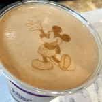 News: Mickey Mouse ON YOUR COFFEE at Joffrey's in Disney World!