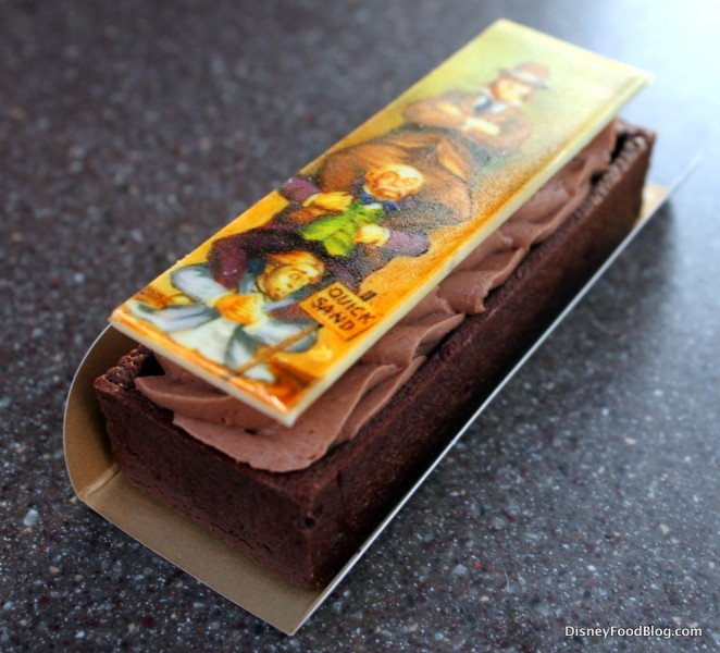Chocolate and peanut butter and stretching room: oh my!