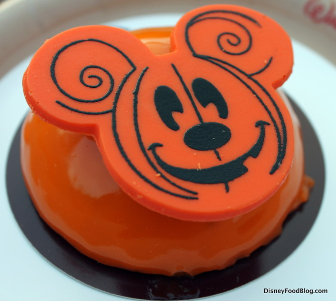 Pumpkin Cheesecake Dome of Glory