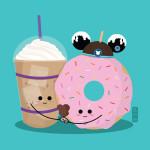 Cute Food Art by Donna Yan — Disney World Edition!